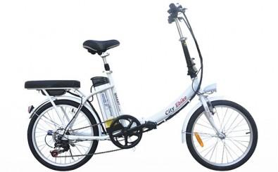 Bicicleta eléctrica plegable TXA-6