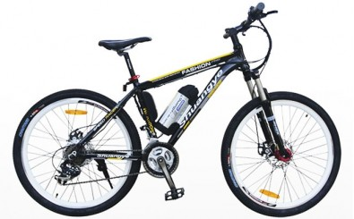 Mountain bike eléctrica TXC-2