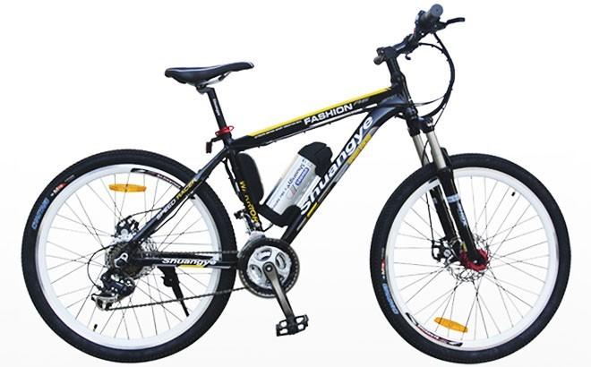 Mountain bike eléctrica TXC-2