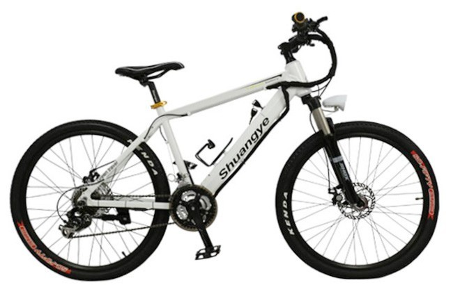 Mountain bike eléctrica TXC-1